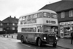 Sussex Circus, Chaddesden, c1978.