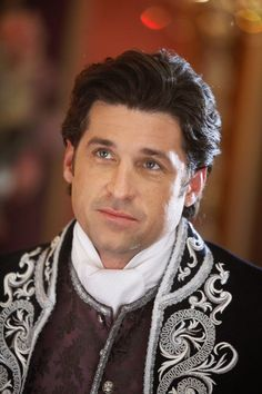 *ROBERT PHILLIP ~ (played by: Patrick Dempsey) ~ Enchanted, 2007