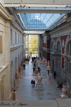 Metropolitan Museum of Art Metropolitan Museum, Art Museum, New York City, New York, Nyc