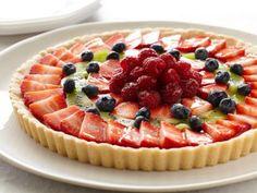 Easy Dessert Recipes Fruit Tart Recipe