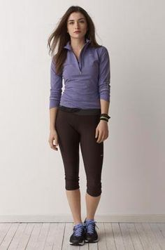 Yummm workout clothes!  Nike's Special Collection of Exercise Apparel