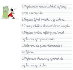 OK zeszyt» Blog Archive » Rozdział 20. Ostatnie wieści ze środka OK zeszytu Note Taking, Archive, Bullet Journal, Teaching, Writing, Education, Montessori, Prom Hair, Cherry