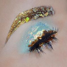 BROW INSPIRATION : DECORATED BROW 12