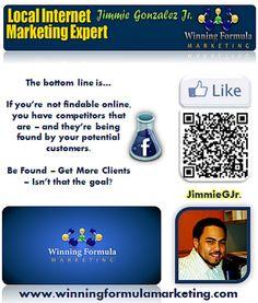 Jimmie Gonzalez Jr - Local Internet Marketing Expert