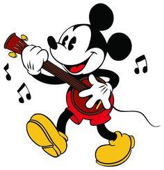 Mickey's music