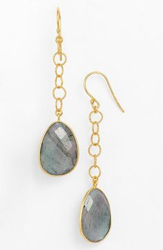Argento Vivo Drop Earrings available at #Nordstrom