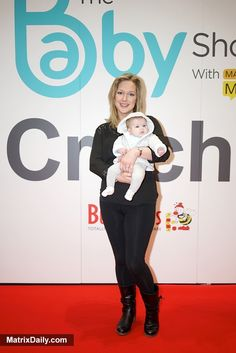 Celebrities Made for mums and dads! The Baby Show 2016 delivers fun and facts,  #AlexWeaver #babybump #celebrity #child #children #DaniHarmer #daughter #fashion #GemmaBissix #maternitywear #Pregnant #redcarpet #Son #TheBabyShow