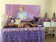 "Photo 1 of 6: Sofia the First / Birthday ""Maria Jose 3 Años"" 