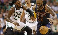 James pone a los Cavaliers con ventaja sobre los Celtics