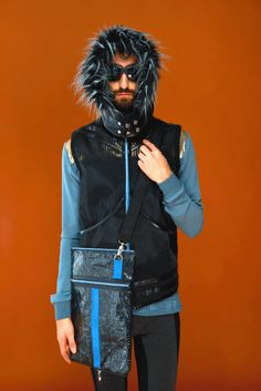 Ministry4style is a Cape Town-based menswear label established by Luiz DeLaja.