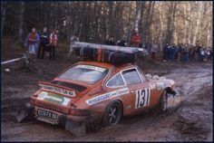 Porsche Dakar 81 First stage