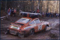 Porsche Dakar 81 First stage