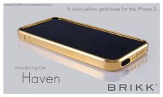 This Solid Gold iPhone Case Costs $14,000 - IGN