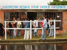 ASOCIACION CULTURAL VOLAR HACIA EL HORIZONTE COLOMBIA
