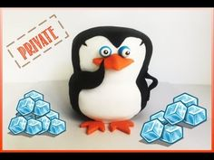 How to Make a Private Penguins of Madagascar Cake from Creative Cakes by Sharon Madagascar Cake, Penguins Of Madagascar, Cake Tutorial, Flower Tutorial, Cake Icing, Frosting, Bird Cakes, Bakery Cakes, Sugar Art