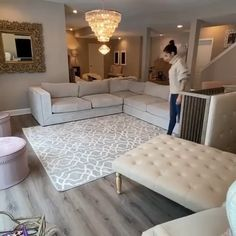 Stunning Home Tour By Farah Merhi Of Inspire Me Home Decor — Formal Living Rooms, Home Living Room, Living Room Decor, Master Bedroom Interior, Home Decor Bedroom, Best Interior, Interior Design, Modern Rustic Homes, Minimalist House Design