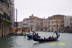 Venice, Italy  - It rained the few days we were there but loved it.