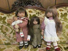 JULIA Original Heidi Ott Doll  Limited Edition Human Hair Cloth Body Made in Switzerland  ReVintageLannie.Etsy.com