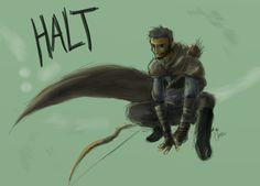 ra halt wallpaper by looklooklookitabook fan art digital art drawings ...