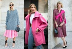 It's not just for little girls! Here are 10 chic ways to wear pink like a modern, stylish woman.