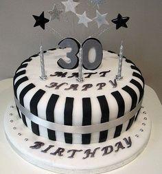 Birthday Cakes For Men: Birthday Cakes For Men 209 . Birthday Cakes For Men: Birthday Cakes For Men 209 … 30th Birthday Cakes For Men, Birthday Cake Shots, Birthday Cupcakes, Man Birthday, Birthday Ideas, Thirty Birthday, 24th Birthday, Husband Birthday, Cake Design For Men