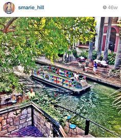 Riverwalk in San Antonio Texas!