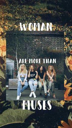 Little Mix, Jesy Nelson, Perrie Edwards, Vintage Cuba, Feminist Tattoo, Girl Power Tattoo, A Girl Like Me, Girl Bands, Bottle Design