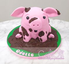 Gâteau cochon /// Pig cake