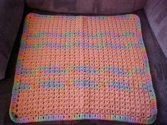 Hugs for Baby Blanket free crochet pattern