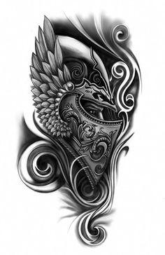 how much do samoan tattoos cost Warrior Tattoo Sleeve, Shoulder Armor Tattoo, Warrior Tattoos, Badass Tattoos, Viking Tattoos, Norse Tattoo, Tattoo Design Drawings, Tattoo Sleeve Designs, Tattoo Sketches