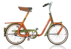 skbird:    My holy grail of folding bikes, the 60's Italian Duemila. The Embacher Collection: great site for historic bicycles.