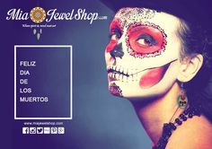 Happy Halloween and Dia de los Muertos (Day of the Dead) to everybody! Don't forget to check out our Mexican-inspired Sugar Skull Collection, only at www.miajewelshop.com   Direct link: https://miajewelshop.com/?s=skull  #miajewelshop #handmade #jewelry #gifts #onlineshopping #handcrafted #handmadejewelry #colorful #earrings #earring #necklaces #keychains #necklace #keychain #silver #alpacasilver #fashion #miami #dayofthedead #diadelosmuertos #halloween #halloween2016 #dayofthedead2016 #di