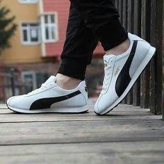 Puma Turin Beyaz Siyah Günlük Spor Ayakkabı  Kadın ve Erkek için; http://renkliayaklar.net/urun/puma-turin-beyaz-siyah-gunluk-spor-ayakkabi-kadin-erkek/ WhatsApp Bilgi Hattı ve Sipariş : 0 (541) 2244 541  www.renkliayaklar.net