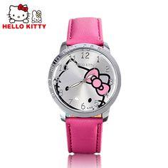 $2.49 (Buy here: https://alitems.com/g/1e8d114494ebda23ff8b16525dc3e8/?i=5&ulp=https%3A%2F%2Fwww.aliexpress.com%2Fitem%2FHot-Sale-Fashion-Hello-Kitty-Watch-Women-Kids-Girl-Hellokitty-Watches-Cartoon-Leather-Quartz-Watch-Children%2F32717429513.html ) Hello Kitty Watch Women Kids Cute Cartoon Watch Baby Leather Strap Children Watches Hour Clock Gift montre enfant reloj mujer for just $2.49