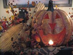 The Patriot Homeplace: Happy Halloween & Happy November!