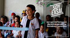 #SoyExsal La buena educación es el germen de muchas virtudes.