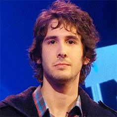 Josh Groban is so so handsome and adorable