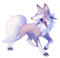 I still think this is the Pokemon form of Wolf Link