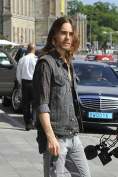 Fabulous hair is fabulous Most Beautiful Man, Gorgeous Men, Beautiful People, Jared Leto Hot, Jered Leto, Shannon Leto, Just Jared, Perfect Man, Sexy Men