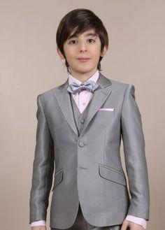 À Rayures School Kid Enfants Garçons Mariage événement Prom Parti Plain Cravate Cravate UK