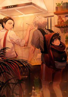Fanarts Anime, Anime Characters, Manga Anime, Anime Art, Fictional Characters, Anime Reccomendations, Handsome Anime, Nanami, Attack On Titan Anime