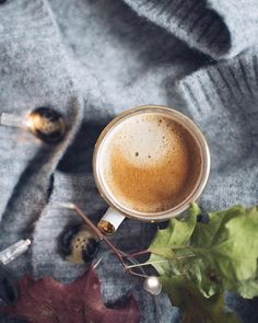 """""""Autumn mood today! ☕️ Have a wonderful day dear Friend RepostBy @minimaliving"""