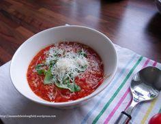 Pappa al pomodoro, eli paksu toscanalainen tomaattikeitto