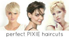 perfect pixie haircuts