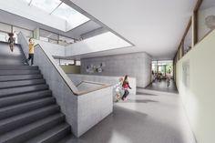 10:8 ArchitektenSchool facilityAllmend, ZürichCompetition, 3.Prize