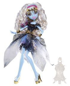 Monster High 13 Wishes Abbey Bominable Haunt the Casbah Exclusive Doll