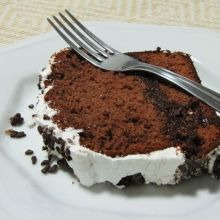Receitas na Rede - Receita de bolo de chocolate com recheio de nutella e leite de coco