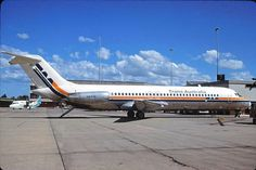 Trans Australia Airlines DC-9-31 (VH-TJS)