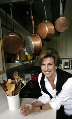 She makes it look so easy: author Julia Reed shares tips on planning pitch-perfect dinner parties   NOLA.com