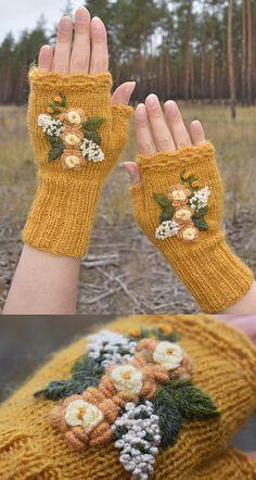Crochet Gloves, Crochet Toys, Knit Crochet, Crochet Granny, Hand Knitting, Knitting Patterns, Crochet Patterns, Knitting Machine, Hat Patterns